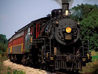 обои Ohio Central Railroad, Sugarcreek, Ohio фото