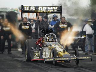 обои US Army Top Fuel Dragster фото