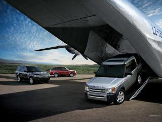 обои Land Rover фото