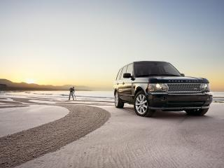обои Range Rover фото