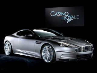 обои Aston Martin - Casino Royale фото