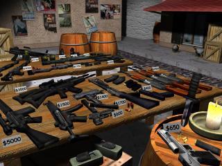обои CS8 оружие фото