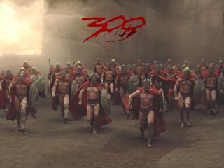 обои 300 спартанцев фото