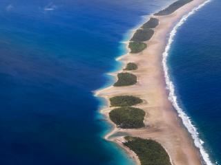 обои Jaluit Atoll Lagoon, Marshall Islands фото