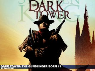 обои Marvel comics - the Dark Tower фото