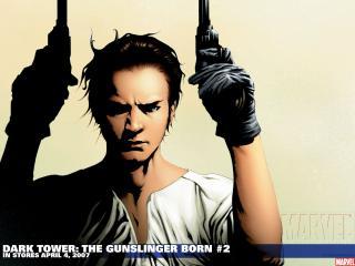 обои Marvel comics - парень с оружием фото