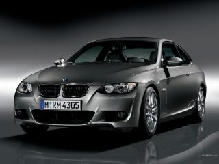 обои BMW 3 Series Coupe M-Package фото