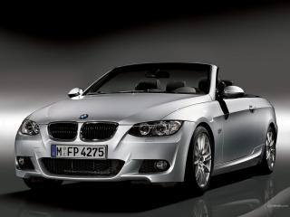 обои BMW 3 Series Cabrio M-Package фото