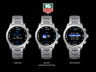 обои Tag heuer mobile watch фото