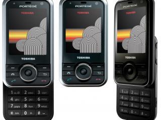 обои TOSHIBA PROTEGE G500 UMTS 3G TRIBAND фото