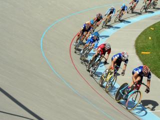 обои Track cycling 2005 фото