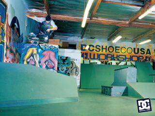 обои Скейт парк фото