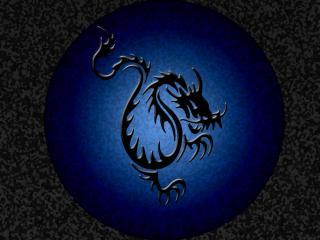 обои Знак дракона фото