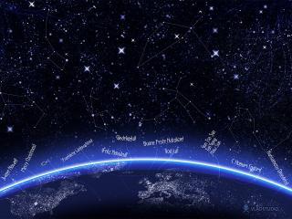 обои Зодиакальное небо фото