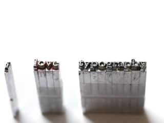 обои Typography Matrix фото