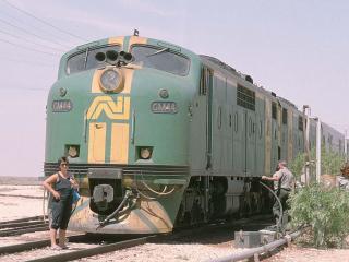 обои Australia-train фото