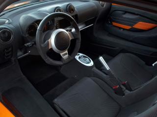 обои Интерьер Dodge - Circuit EV фото
