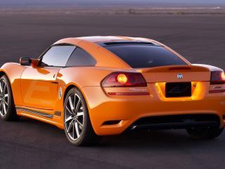 обои Dodge - Circuit EV - rear фото