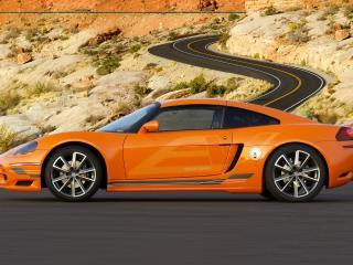 обои Dodge - Circuit EV - сбоку фото