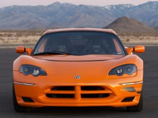 обои Dodge - Circuit EV - front фото