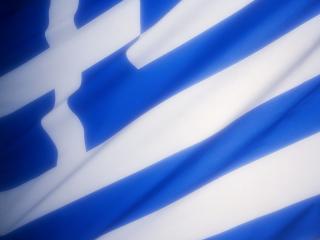 обои Флаг Греции фото