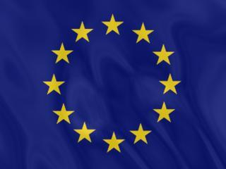 обои Флаг евросоюза фото
