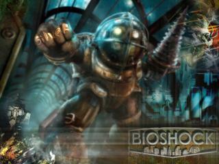 обои Bioshock фото