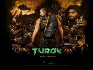 обои Turok - the Game фото