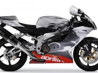 обои Aprilia motobike фото