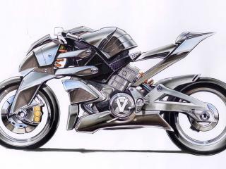 обои Aprilia superbike фото