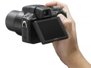 обои Sony Cybershot h50 back фото