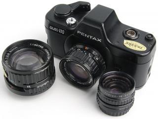 обои Pentax Auto 110 camera фото
