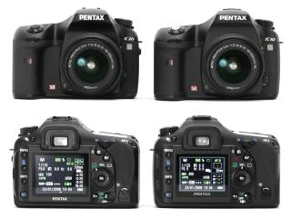 обои Pentax K20d фото