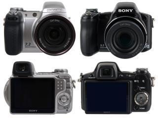 обои Sony Cyber-shot DSC-H5 (balra) фото