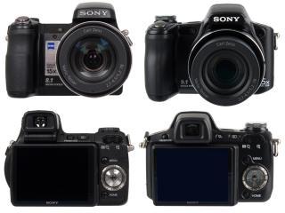 обои Sony Cyber-shot DSC-H9 (balra) фото