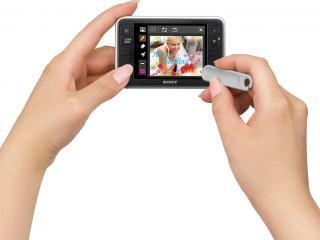 обои Sony Cyber-Shot DSC-T2 фото