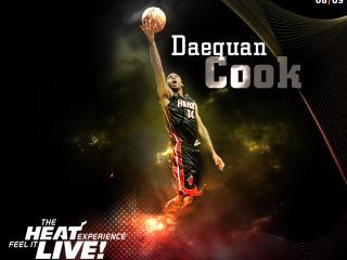 обои Daequan Cook фото