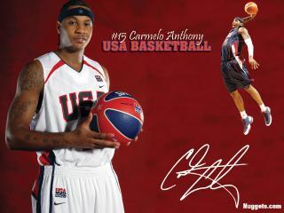 обои Carmelo Anthony фото