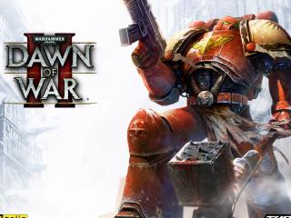 обои Warhammer 40k: Dawn of War 2 фото