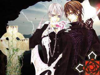 обои Vampire Knight фото