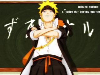 обои Naruto - парниша фото