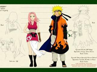 обои Naruto - двое фото