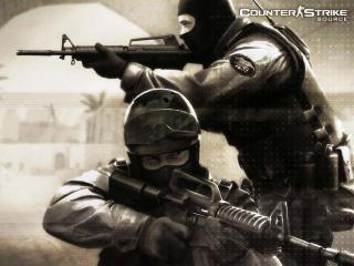 обои Counter Strike 1.6 фото