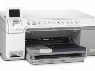обои для рабочего стола: HP Photosmart C5280