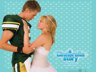 обои A Cinderella Story, 2004, Hilary Duff, Chad Michael Murray фото