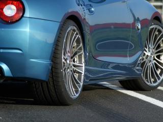 обои BMW - Z4 G-Power - discs фото