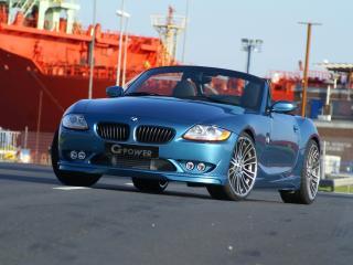 обои BMW - Z4 G-Power фото