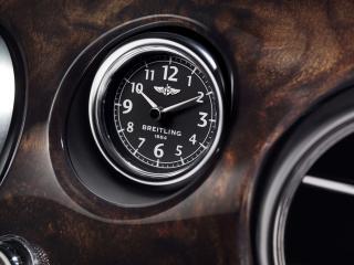 обои Часы Bentley фото
