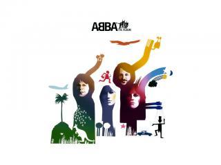 обои Abba, The Album фото
