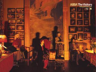 обои Abba, The Visitors фото